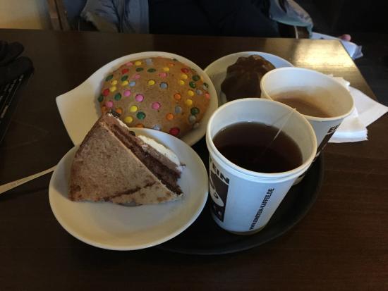 Cafe Einstein: Experience