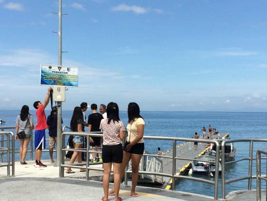 Kila Senggigi Beach Lombok Resort Harbor Nearby