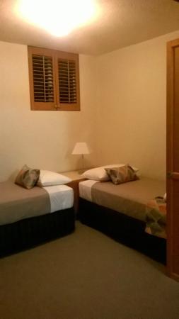 Airport International Motel Brisbane : Second bedroom