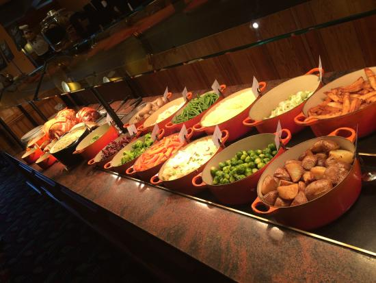 Carvery - Picture of Pear Tree Farm, Dining & Carvery ...