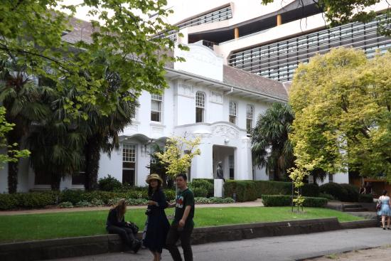 Melbourne Walks: Conservatorium of Music