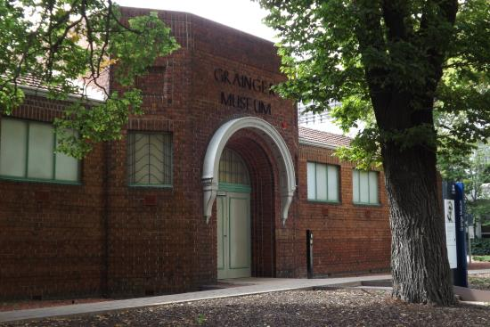 Melbourne Walks: Percy Grainger Museum