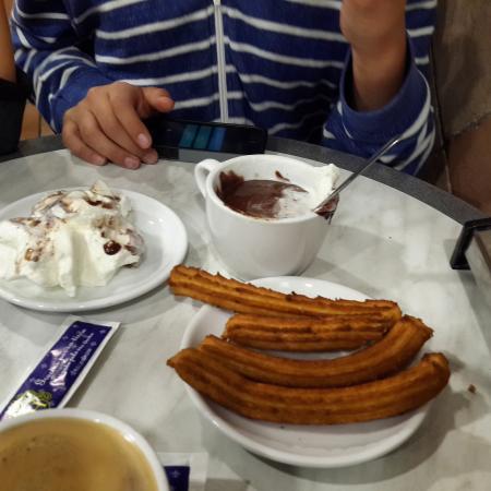 La Granja Chocolate Restaurant Cafe