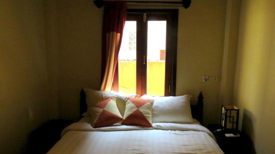 Villa Champa: Room without view