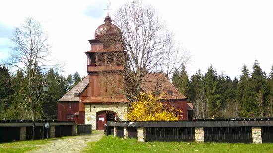 Wooden Church of Svaty Kriz