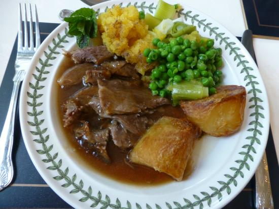 The Knole Farm: roast lamb from their own flock
