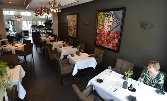 interieur - Picture of Sense Restaurant, Den Bosch - TripAdvisor