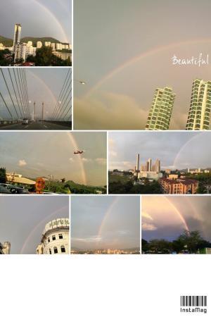 Ryokan Muntri Boutique Hostel: Double rainbows