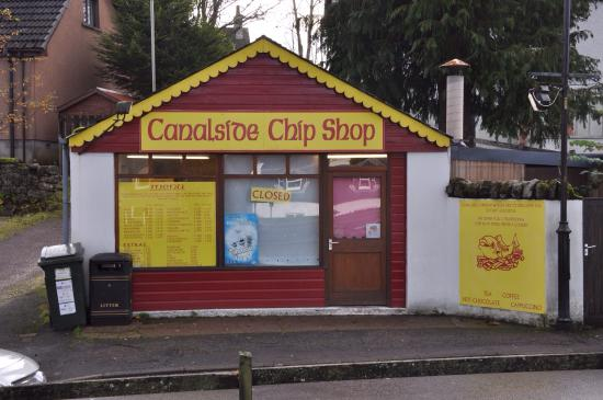 ‪Canal Side Chip Shop‬
