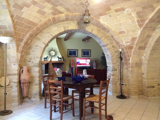 La Casa del Palombaro: Our fantastic room