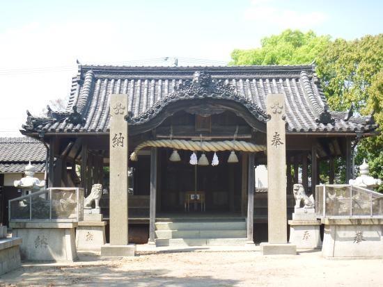 Nakashima Tenmangu Shrine