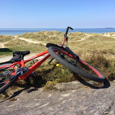 Bike in Jaeren's Sandnes District