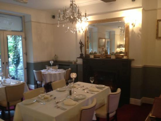 Bryn Artro Country House: Restaurant