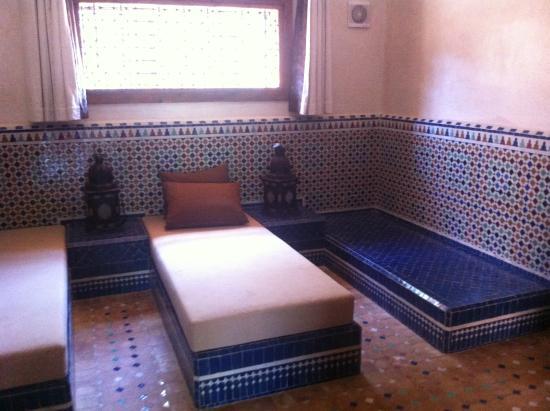 Villa Zin : Hammam