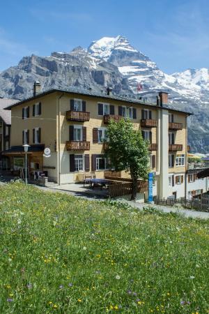 Hotel Bellevue: Sommer