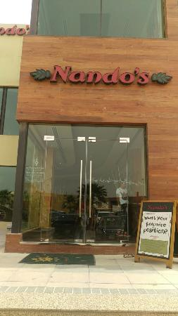 Nando's Zayed Town