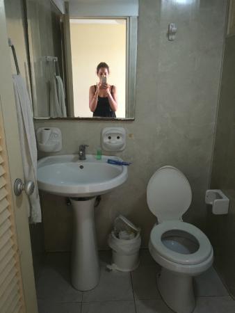 Hotel MarAzul: bagno