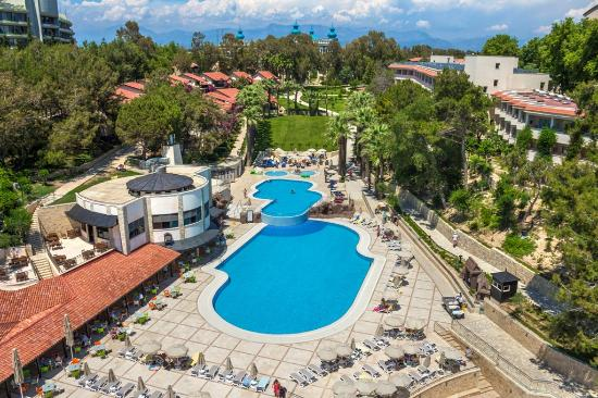 Hotel Melas Holiday Village Bewertung