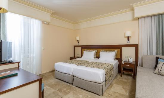 Melas Holiday Village: Standard room bungalow