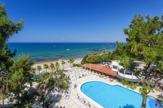 Melas Holiday Village: Main pool area