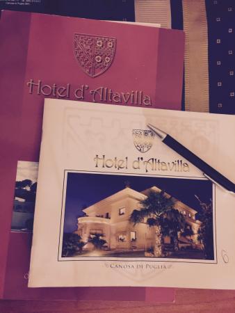 Hotel d'Altavilla: photo1.jpg