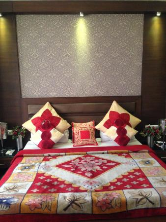 Hotel Namaskar Residency: Royal Imperial Room