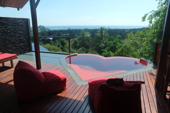 The Place Luxury Boutique Villas: Honeymoon suite