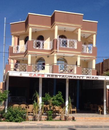 Café Restaurant Riad