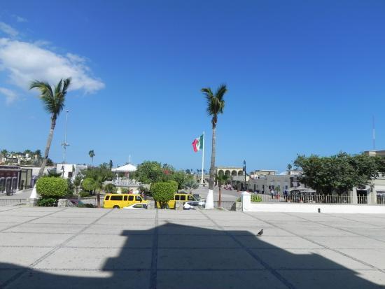 Plaza Mijares: Plaza