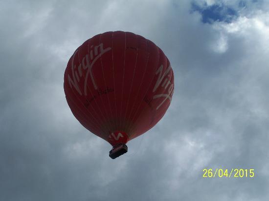 Virgin Balloon Flights - Grantham, Belton Woods