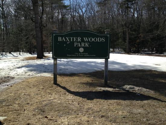‪Mayor Baxter Woods Park‬