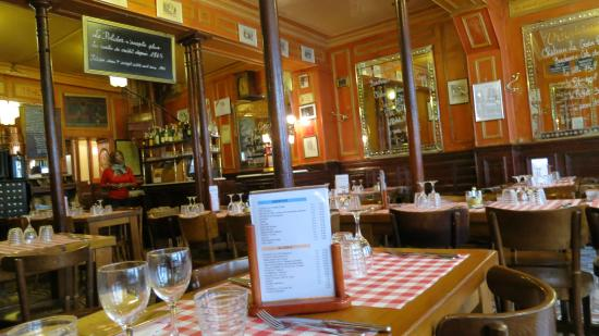 Restaurant Polidor  Rue Monsieur Le Prince
