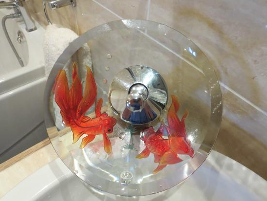 Fancy Faucet In The Bathroom Picture Of Wooldown Holiday Cottages Marhamchurch Tripadvisor
