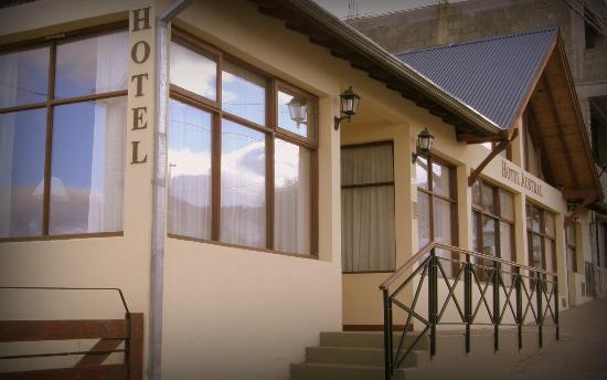 Hotel Austral: Frente