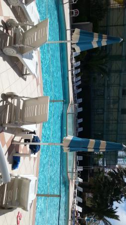 Hotel Florida: pool