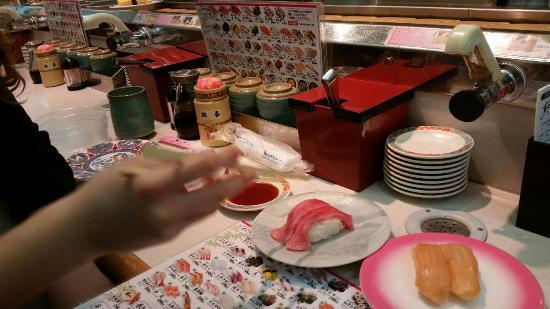 Sushi-Go-Round Mawaru Sushizanmai Tsukiji 2nd