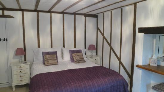 Woodleys Farmhouse Bed & Breakfast: Bedroom in number 4