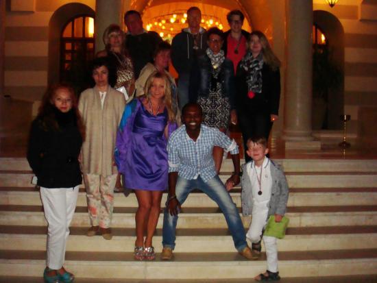 Iberotel Makadi Beach: Команда Олимпиоников возвращается в Отель