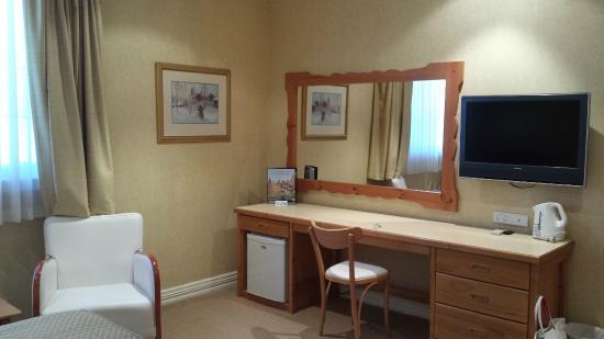 Miss Maud Swedish Hotel: Room