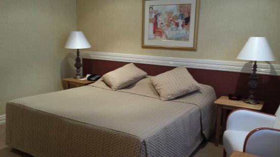 Miss Maud Swedish Hotel: Bed