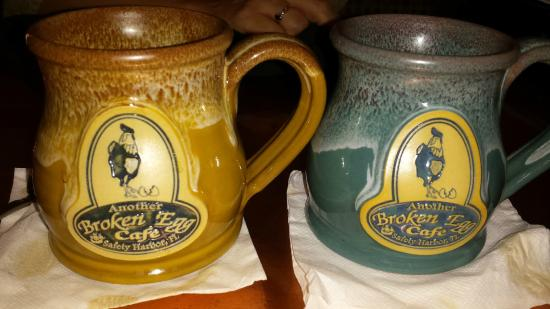 Another Broken Egg Cafe: Cool Coffee Mugs