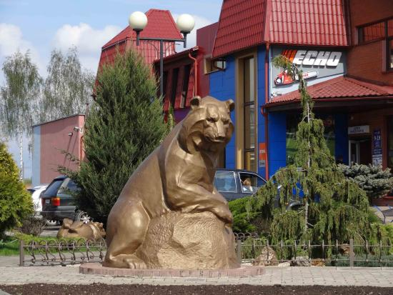Monument to a Bear