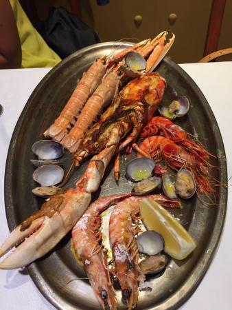 Restaurante Rocxi: Mariscada