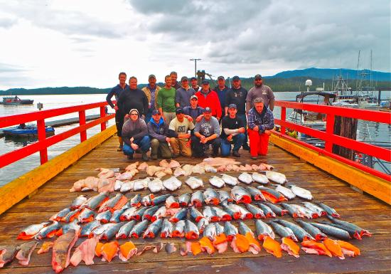 Terry's BC Fishing Charters: quite a trip