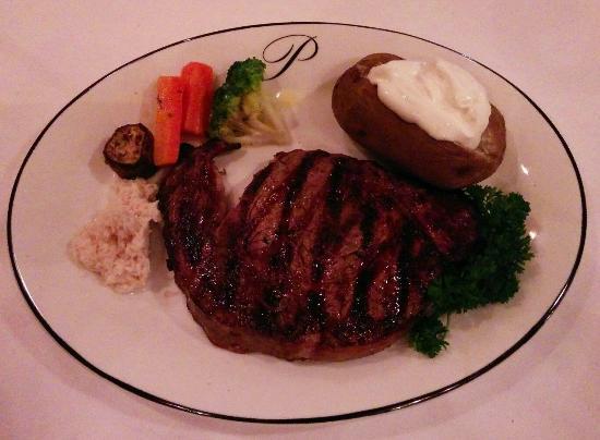 Crème brûlée - Picture of Peter's Fine Dining, Markham ...