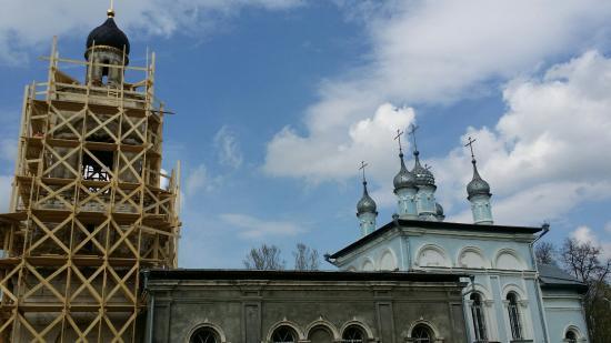Znamenskiy Temple