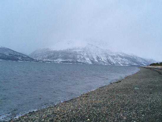 Skibotn, Norveška: Lugar de paz