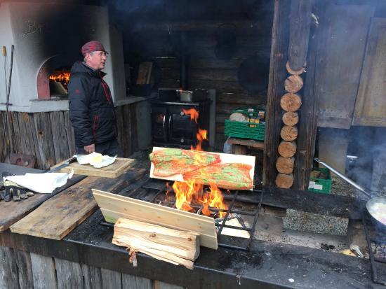 Brimi Fjellstugu: Matkultur
