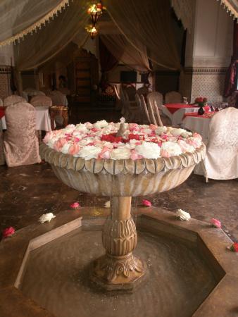 Grand Hotel Tazi : Rose Bowl