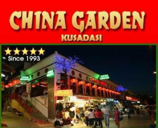 China Garden Kusadasi Dag Mh Restaurant Reviews Phone Number Photos Tripadvisor